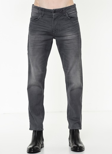 Jack & Jones Jean Pantolon | Tim - Slim Fit Gri